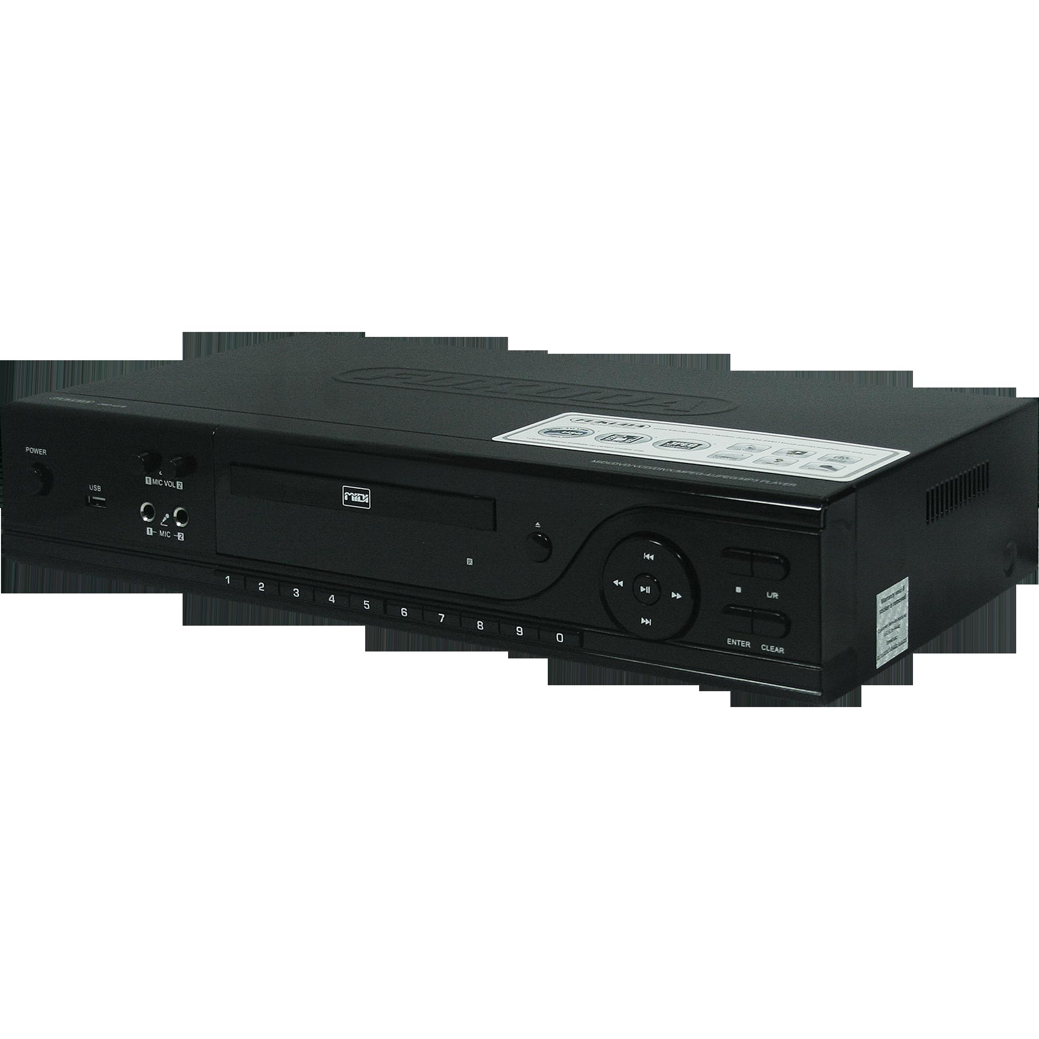 Fukuda DMD437B 2.1 Ch MIDI Player