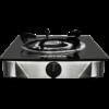 Fukuda FGS380GL Heat Resistant Tempered Glass Top Single Burner Gas Stove