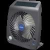 """Fukuda FRF720S 7"""" Rechargeable/Solar Fan"""