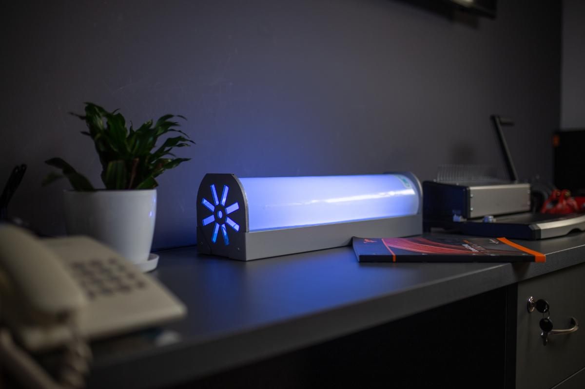 # Benefits of Having a Portable UV Device